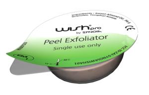 peel exfoliator