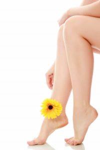 Treating Leg Veins with Laser clarity medspa