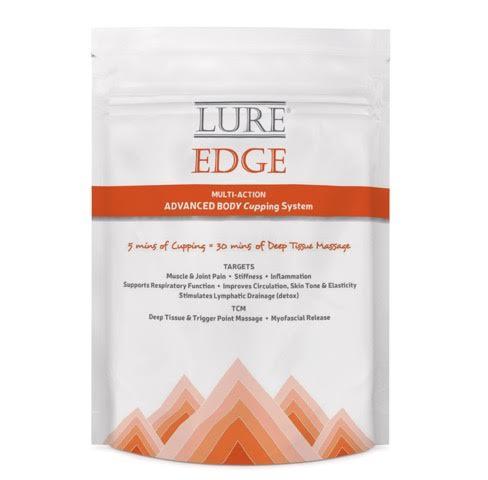 anti-cellulite facial cupping lure edge