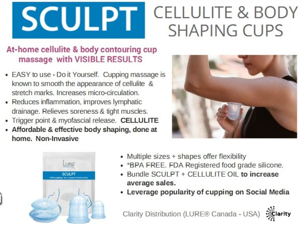 Facial Cups, Massage Cups - Wholesale | Clarity MedSpa