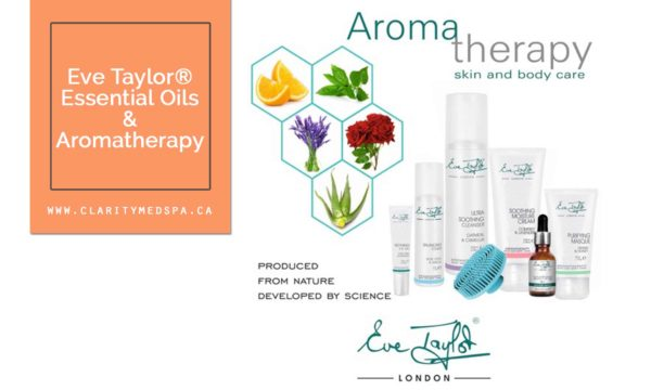 Eve Taylor® Essential Oils & Aromatherapy