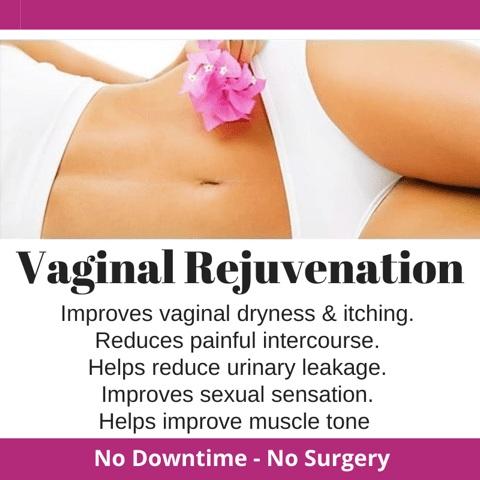 Vaginal Rejuvenation & Pelvic Floor Wellness