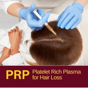 prp, scalp, hair loss toronto