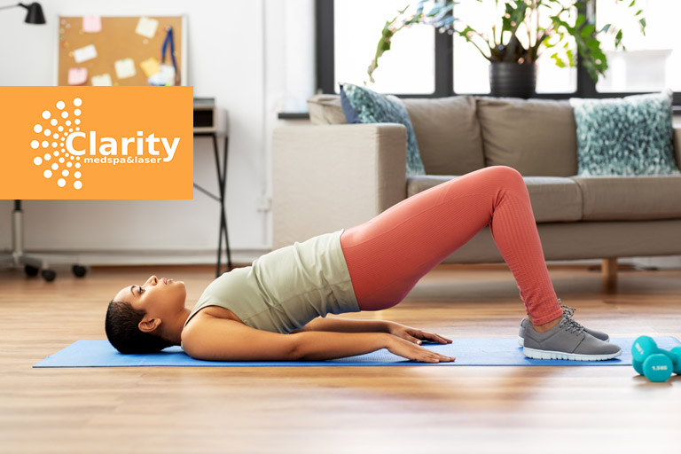 Pelvic floor exercises can boost bladder control